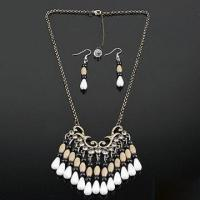 Buy cheap Fashionable Necklace in Popular Design, Made of Metal Chain, Customized Specifications are Accepted product