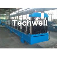 Buy cheap Galvanized Steel Large Span Roll Forming Machine For Arched Roof Panel , K Span Forming Machine product