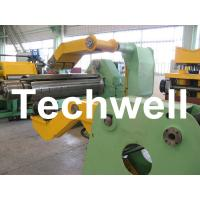 Buy cheap Fully Automatic Combined Steel Metal Slitting Cutting Machine With Control System product