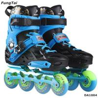 Buy cheap Inline Skate Shoes Roller Patins Sports Shoes with PU Wheels 72 76 80mm (DA1004) product