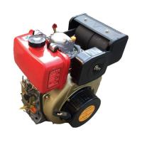 Buy cheap Air - Cooled 5hp Diesel Engine Generator 173FB Specific Fuel Consumption ≤285g / KW . H product