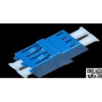 Buy cheap Communication Fiber Optic Adapters Duplex , Female To Female LC PC SM product