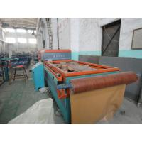 Buy cheap Two Sides Cold Pressure Formed WPC Door Machine , Seamless MgO Board Production Line product