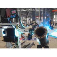 China Automatic Oil & Gas Pipe Welding Machine up to 48 for  pipe spool fabrication on sale