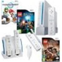 Buy cheap Nintendo Wii White Console Value Pack + Mario Kar product