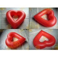 Buy cheap Party Inflatable Advertising Helium Balloons Attractive Red Love Shaped product