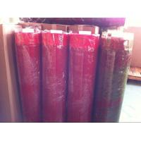 Buy cheap 0.05~0.06mm thickness 220 C heat resistance Green Polyester adhesive tape for coating product