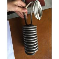 Buy cheap Duct Type Industrial Immersion Heater Customized Design IP66 Protection Level product