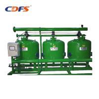 Buy cheap 10 - 200 Sec Multimedia Sand Filter, 0.15 - 1.0Mpa Water Sand Separator Filter product