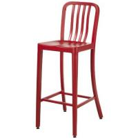 Dining Room Emeco Aluminum Navy Barstool Replica With