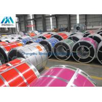 China Pre Painted Aluminium Coil Color Coated Aluminum Coil 0.02mm - 3.0mm Thickness on sale