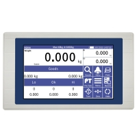 Buy cheap Touch Screen Display Electronic Intelligent Weighing indicator for Platform from wholesalers