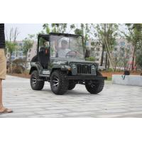 China 200cc go kart buggy with jeep style for 2 seats GY6 engine wholesale