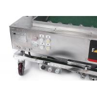 Quality 0.75kw Wall Rendering Machine With 1.2 Meter Auto Cleaning Waterproof for sale