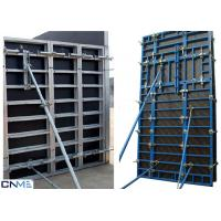 Buy cheap 120 Steel Frame Wall Formwork System With Perfect Concrete Finish 120mm Thickness product