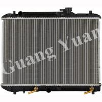Buy cheap Custom Suzuki Swift Radiator / Suzuki Cultus Radiator OEM 17700-60G10 Year 95 product