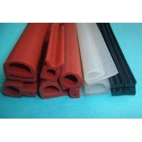 Buy cheap Flexible Edge Guard Silicone Sponge Sheet Extruded Sealing Standard Size product