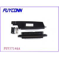 Buy cheap 50 Pin TYCO Female IDC Champ Centronic Connector with 90 Degree RJ21 Cable from wholesalers
