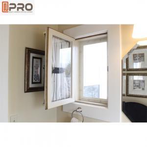 Buy cheap T5 Louver Horizontal Aluminum Casement Windows product