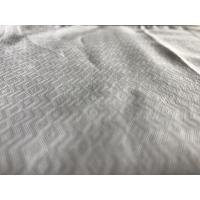 Buy cheap T/C 57/8 Width Jacquard Yarn Dyed Cotton Fabric  For Clothes / Mens Shirt Apparel product