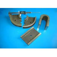 Quality High Magnetic Cast Alnico Channel Magnet ,Alnico 5 Magnet for sale