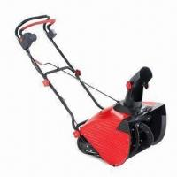 Buy cheap 1600W electric snow blower with 400mm working width and 350mm working height product