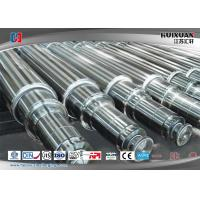 Buy cheap 8000T Open Die Hydropess Forged Steel Rolls Solid Cold Roller Forging product