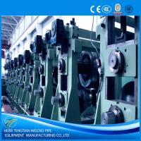 Buy cheap Square Steel Pipe Production Line Milling Saw High Speed CE Certification product