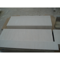 Buy cheap Lightweight Marble Aluminium Honeycomb Composite Panel 20mm For Exterior Wall from wholesalers
