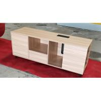 Buy cheap L shape office desk use Side table wooden cabinet chipboard material MFC color product