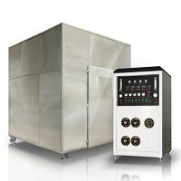 Buy cheap Adjustable Temperature Horizontal Flammability Tester For Integrity Testing 1KW product