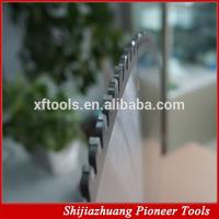 Buy cheap tct saw blade for aluminium windows from wholesalers