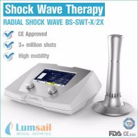 Buy cheap Magnetic Electric Shock Wave Therapy Machine for Physiotherapy Treatment product