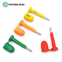 Buy cheap New anti-spin high security container seal lock with logo product