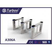 Buy cheap Anti - Rust Speed Gate Turnstile Various Interfaces Customized Shape And Color product