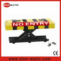 China Retractable Automatic Solar Car Parking Barrier on sale