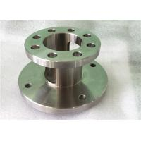 Buy cheap Lathe And Milling Machining / Stainless Steel Machined Parts Smooth Surface Brass Stamping product