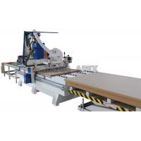Buy cheap Auto Nesting Panel Furniture Production Line Uploading And Dowloading System product