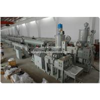 China Ppr pipe extruding machine / Ppr pipe production line / Ppr pipe producing machine on sale wholesale