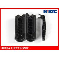 Buy cheap Plastic Material Telecommunication Components , Fiber Optic Splice Closure product