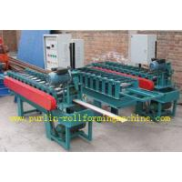 Buy cheap CNC Automatic Metal Ceiling Roll Forming Machine For Fold and Slit Work Piece product