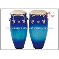 Buy cheap Wooden Conga Drum Latin Percussion Musical Instruments With 10 mm Strong Tuning Lugs product