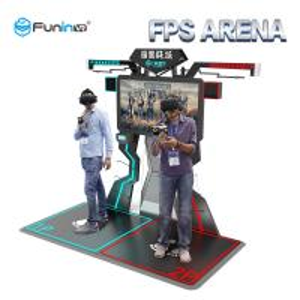 Buy cheap AC 220V Virtual Reality Equipment , Large Size 500W Virtual Reality Cinema product