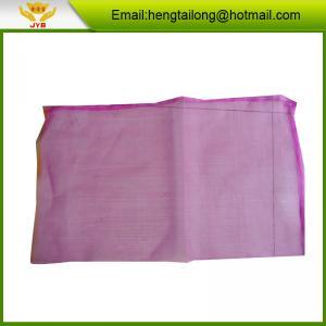 Buy cheap ピンクのニンニクのpeの網袋 product