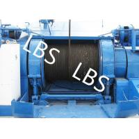 Buy cheap Wire Rope Marine Windlass Winches Lifting Winch Hydraulic Tugger Winch product
