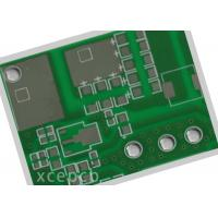 Buy cheap Digital Radio Antennas High Frequency Pcb , OEM High Precision Rohs Printed Circuit Boards product