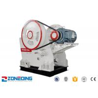 Buy cheap 80 - 190mm Outlet Size Stone Crushing Machine Small Portable Rock Crusher product
