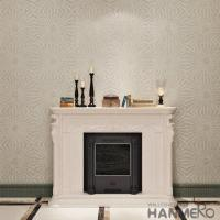 Buy cheap Luxury Design Interior Wallpaper 0.53*10M Size Plant Fiber Particle for Home product