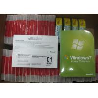 Buy cheap OEM Windows 7 Softwares Full Version Microsoft Windows 7 Retail Box 32bit x 64 from wholesalers