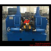 Buy cheap Professional Automated Horizontal Steel H Beam Welding Production Line High Speed product